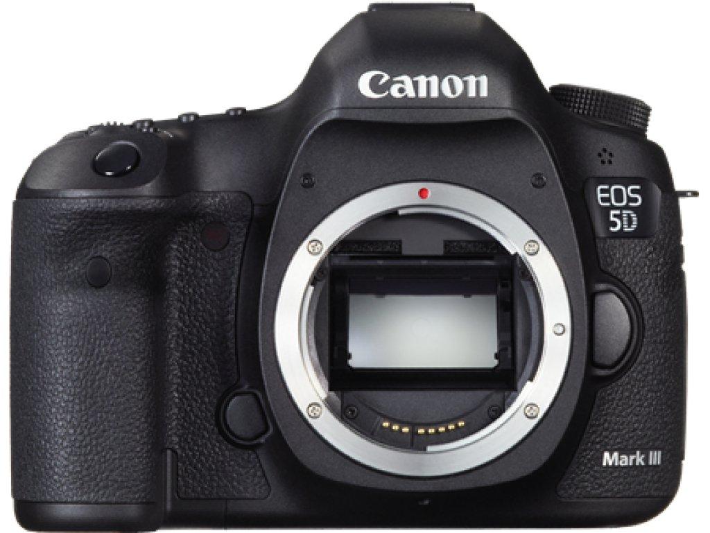 Canon EOS 5D Mark II Vs Canon EOS 5D Mark III Vs Canon EOS 80D Vs
